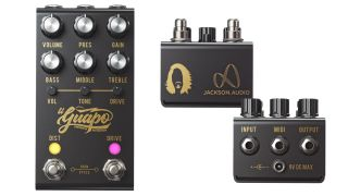Jackson Audio has collaborated with Mateus Asato on the El Guapo Overdrive/Distortion