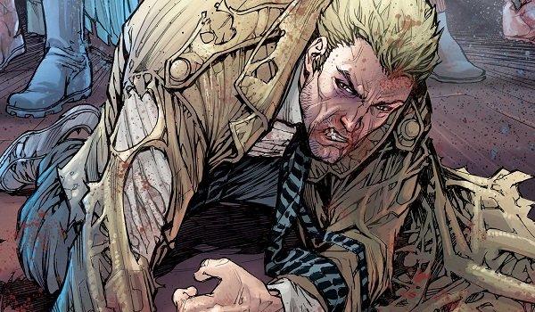 dc comics John Constantine