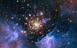 NGC 3603 1920