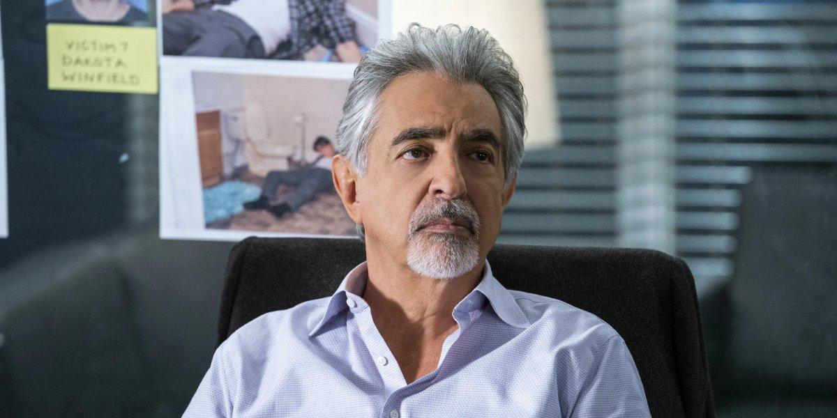 Joe Mantegna as David Rossi in Criminal Minds