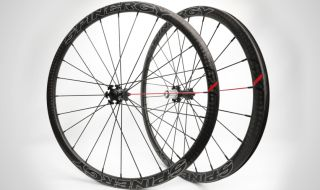 Spinergy GX carbon wheels will reduce fatigue on long rough road rides