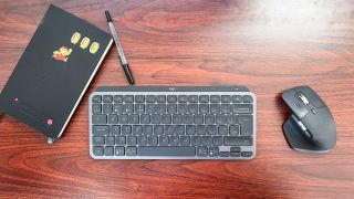 Logitech MX Keys Mini keyboard review