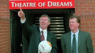Alex Ferguson, Steve McClaren