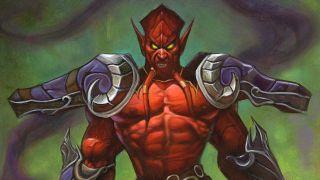 Hearthstone Lord Jaraxxus