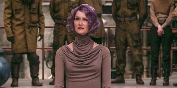 Laura Dern in Star Wars: The Last Jedi