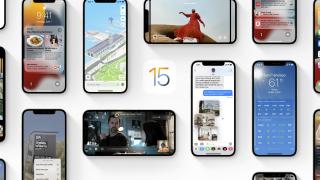 Överblick över iOS 15