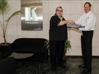 Kramer Electronics and Calibre UK Partner for Premium Pro AV Products