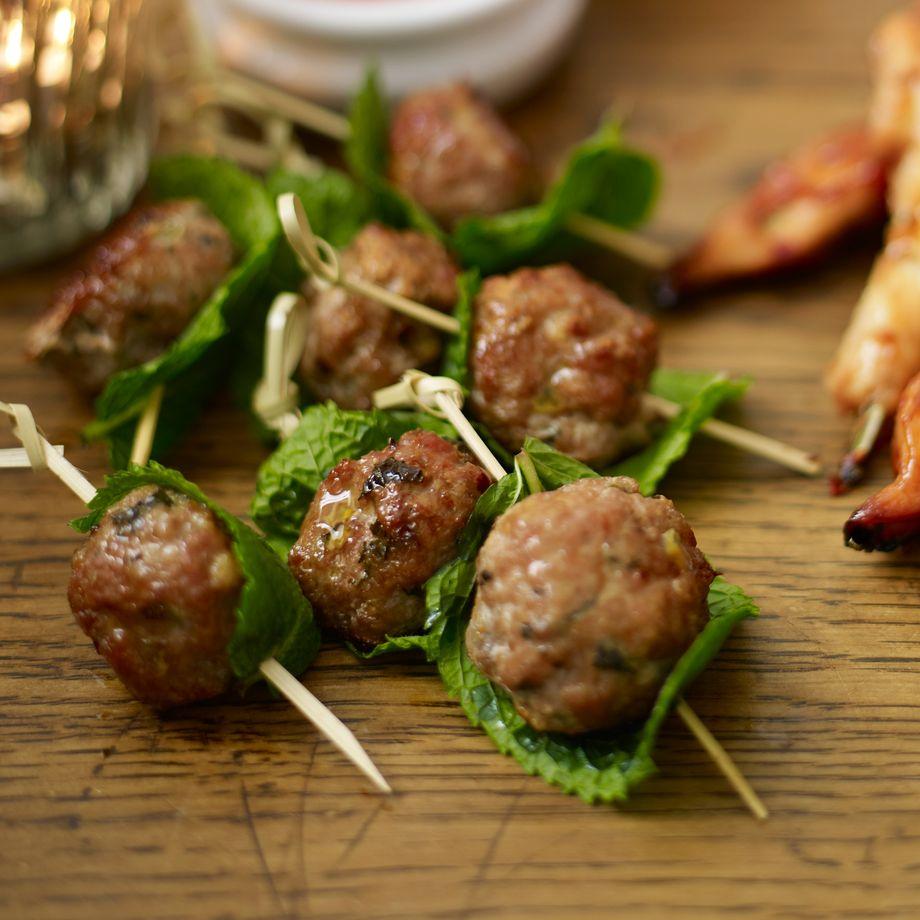 Vietnamese Pork Balls Recipe