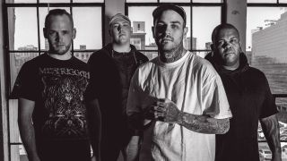 A promotional picture of Emmure
