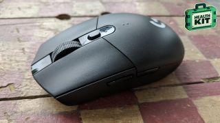 health kit mouse ergonomics