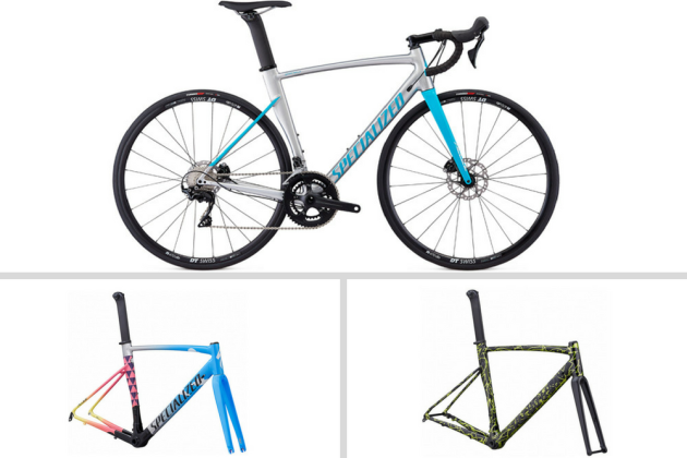 Specialized adds disc brakes and gorgeous new colour ways to the ...
