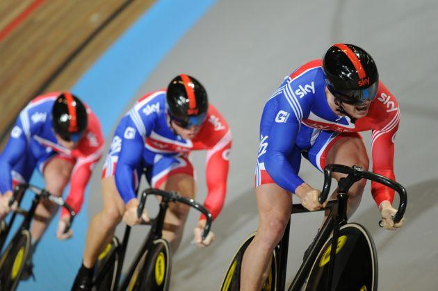2011 UCI world track championships, Apeldoorn, Great Britain, Sir Chris Hoy, Sam Harrison