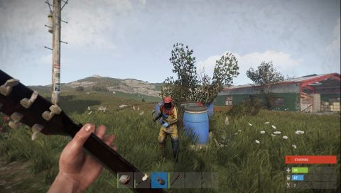 Rust Review Pc Gamer