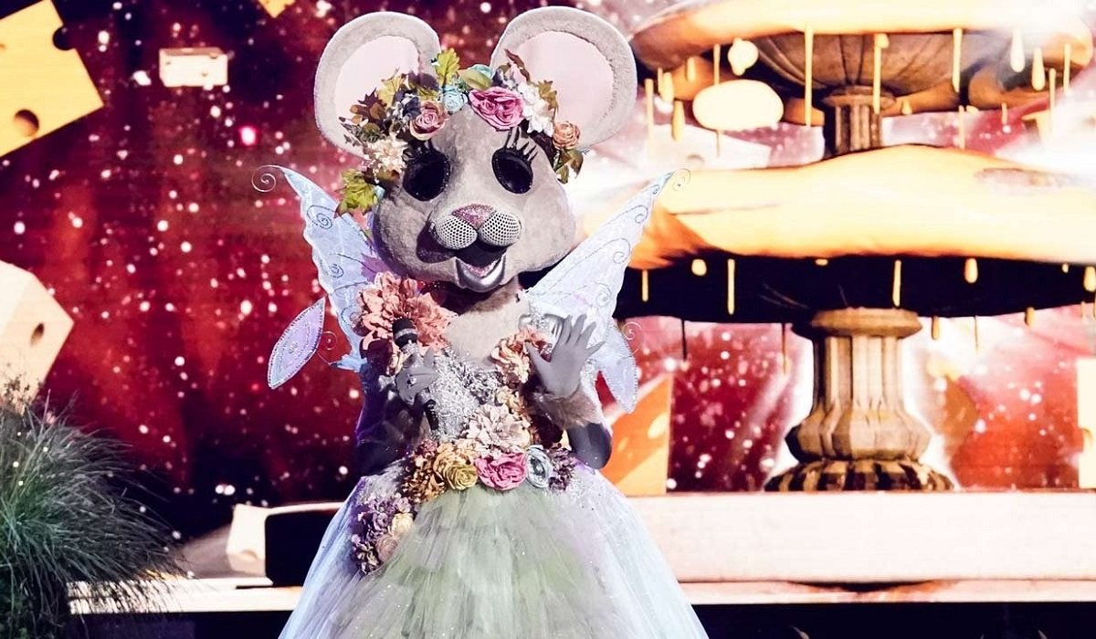 The Mouse The Masked Singer Fox