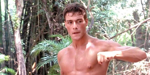 Jean-Claude Van Damme Got