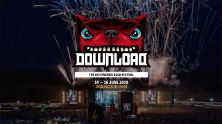 The UK's Download festival announces the three 2019 headliners along with 17 other artists - ticket details revealed