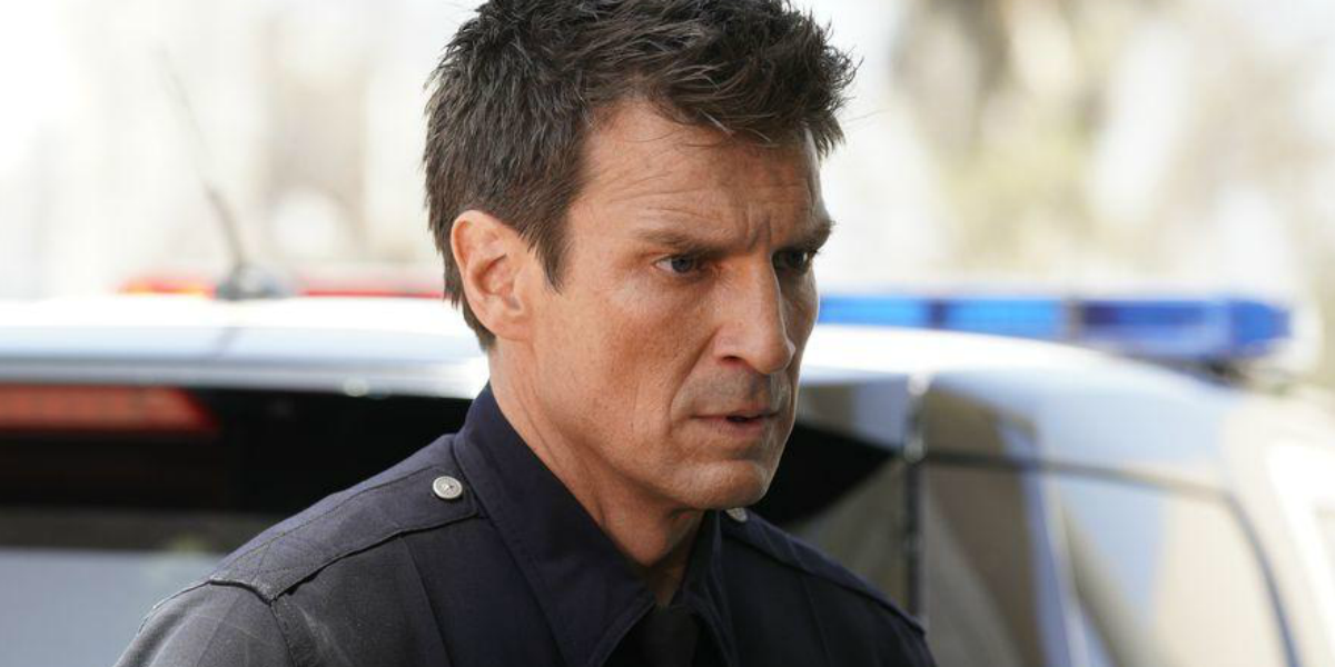 The Rookie Nathan Fillion John Nolan ABC
