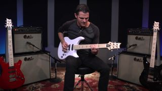 Mark Lettieri on his new PRS Fiore