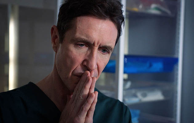 Is Professor John Gaskell doomed in Holby City? And is Ric losing hope?