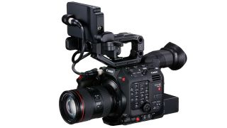 Canon EOS C300 Mark III boasts 16-stop dynamic range, 4K 120p and 2K 180p