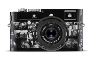 Images of Leica M Monochrom Andy Summers edition surface