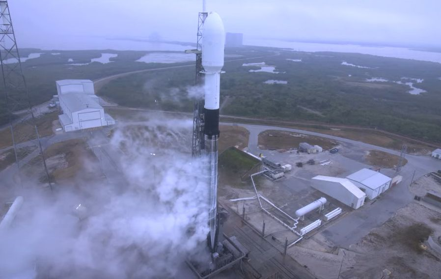 SpaceX delays launch of 143 satellites on a single rocket on account of dangerous climate