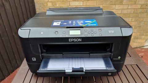 Epson WorkForce WF-7210DTW review | TechRadar