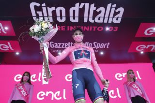 Giro d'Italia 2020 - 103th Edition - 1st stage Monreale - Palermo 15,1km - 03/10/2020 - Filippo Ganna (ITA - Team Ineos) - photo Luca Bettini/BettiniPhoto©2020