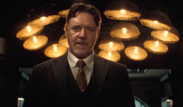 Russel Crowe the mummy universal