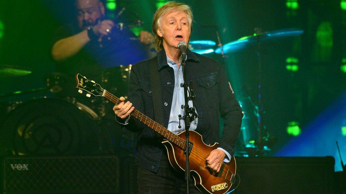 Paul McCartney reveals he's recorded a 'secret' Christmas album
