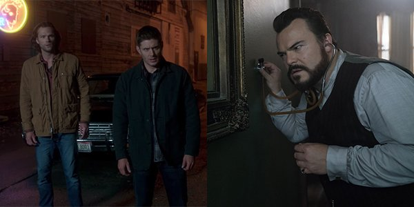 Supernatural and The House with a Clock in its Walls