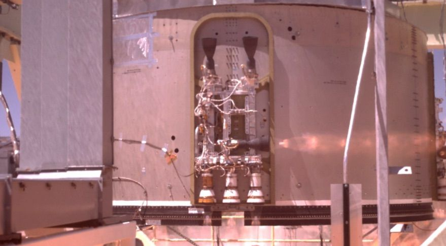 Boeing Completes Tests of Starliner Thrusters