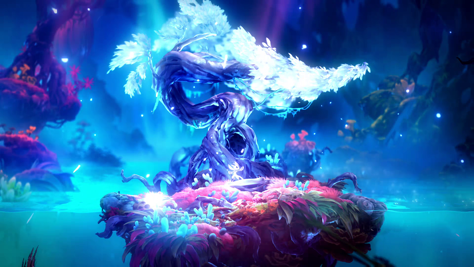 Ori And The Will Of The Wisps Abilities Where To Find Them And
