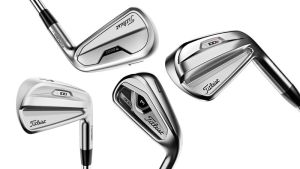 2021 Titleist T-Series Irons Unveiled