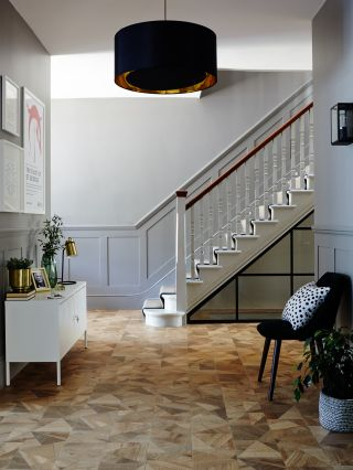 Best Hallway Flooring A Buyer S Guide Real Homes