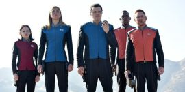 What To Expect From Season 2 Of The Orville, According To Seth MacFarlane