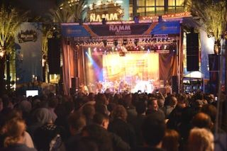 Grand Plaza Stage Debuts with Harman Live Sound System