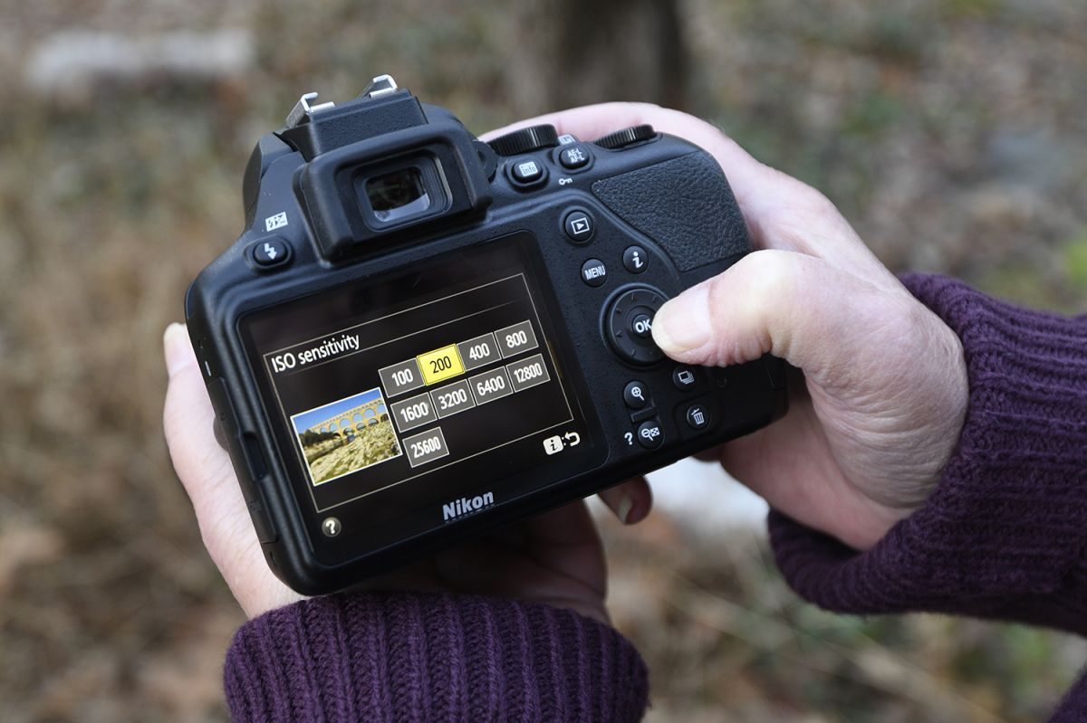 Nikon D3500 Review: Best DSLR for Beginners | Tom's Guide