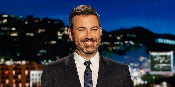 Jimmy Kimmel, host of Jimmy Kimmel Live on ABC