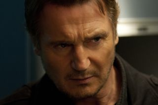 Liam Neeson's on the look-out for a murderer