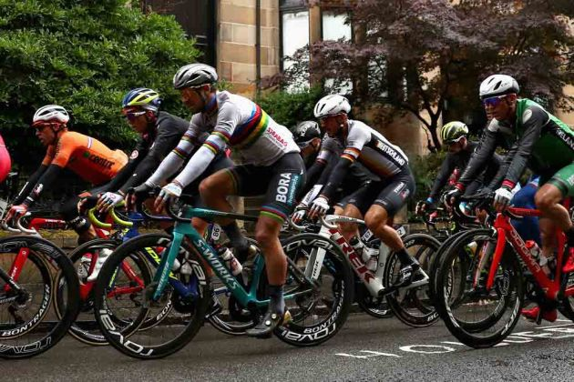 d399f5fef Peter Sagan abandons European Championships in pain after Tour de France  crash
