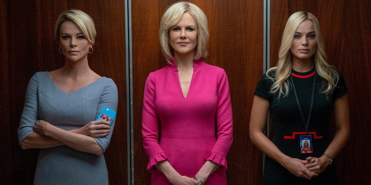 Charlize Theron, Nicole Kidman, Margot Robbie - Bombshell
