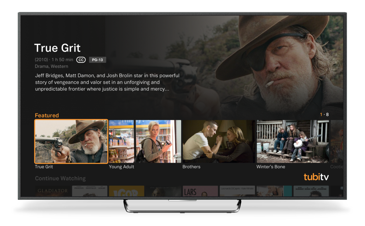 Tubi: Everything you need to know about the free movie and