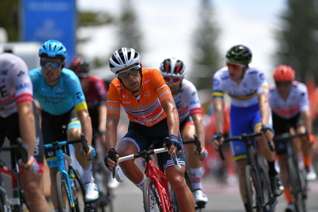 Porte loses Tour Down Under lead but overall victory remains within reach