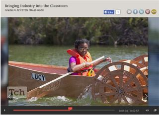 From the Classroom: Best Tech Practice Video of the Week- Solar Regatta