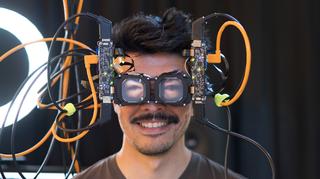 Facebook reverse passthrough VR