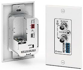 Extron Electronics Single-Gane Decora-Style Transmitters