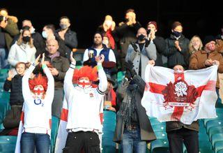 England v France – Autumn Nations Cup – Twickenham