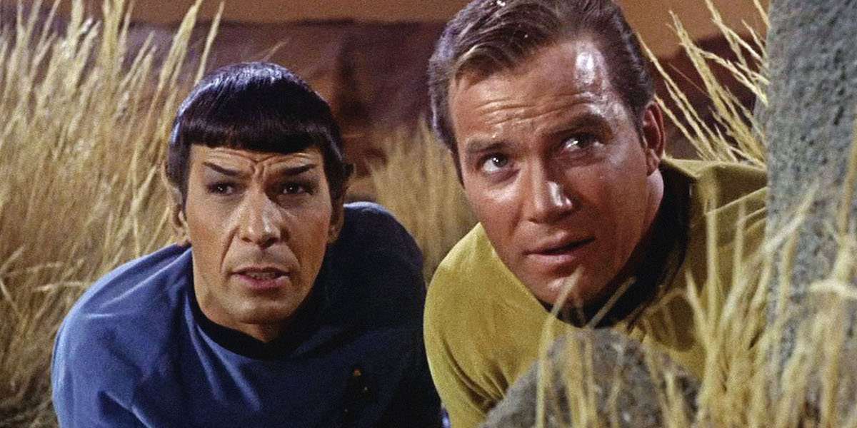 What Quentin Tarantino's Star Trek Movie Probably Would Have Been About