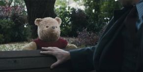 Why Christopher Robin Is Using Winnie The Pooh's Iconic Voice
